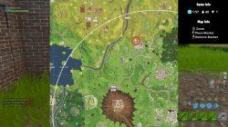 fortnite br tomato town treasure map weekly challenge
