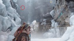god of war where to find glacial catalyst