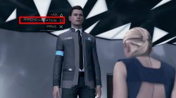 how to get jericho key & location detroit become human