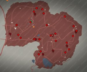 state of decay 2 drucker county vehicle locations