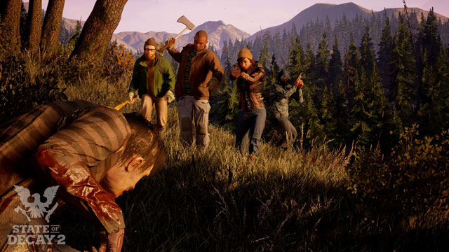state of decay 2 login failed error can't launch game