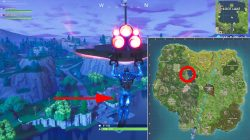 where to find disco ball loot lake fortnite br week 5 challenge