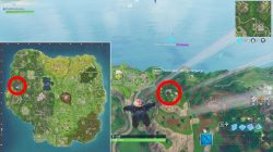 where to find season 4 week 4 free battle tier star fortnite br