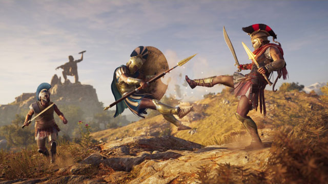 Assassin's Creed Odyssey Reveal Trailer & Gameplay at E3 2018