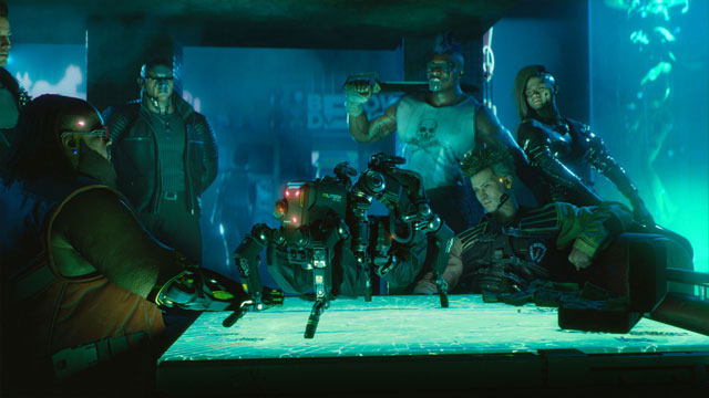 Cyberpunk 2077 Romance Options Will Be More Diverse Than in Witcher