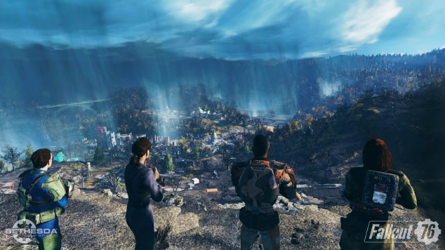 Fallout 76 Beta Will Be Timed Exclusive on Xbox One