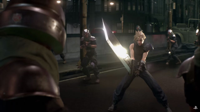Final Fantasy VII Remake Announced Too Early, Says Director