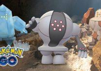 Pokemon GO Introducing Regice Legendary to Raid Battles