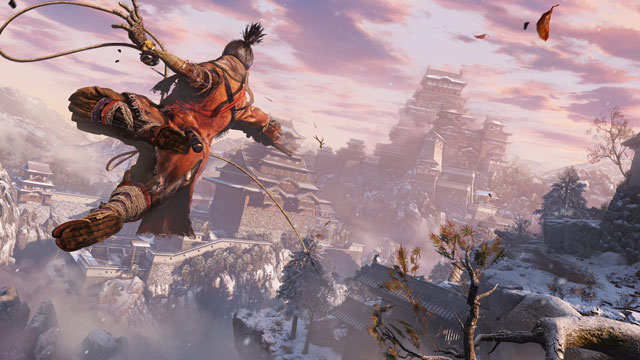 Sekiro Shadows Die Twice Possibly Harder Than Dark Souls & Bloodborne