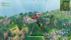 fortnite br football field unnamed location