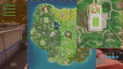 fortnite br free battle pass tier new location