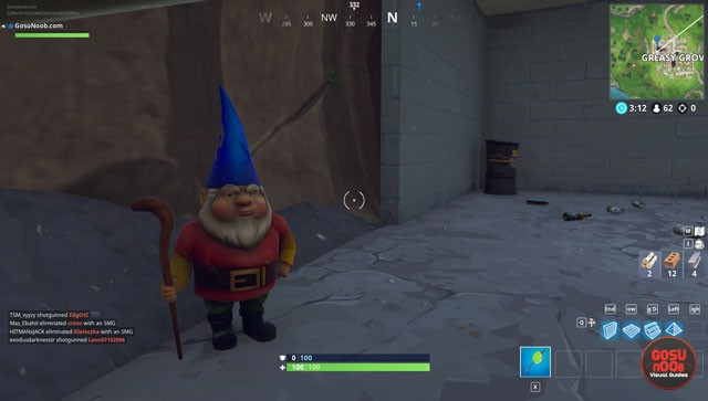 fortnite br hungry gnome locations