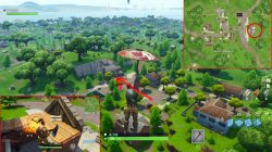 fortnite br salty springs chests red house