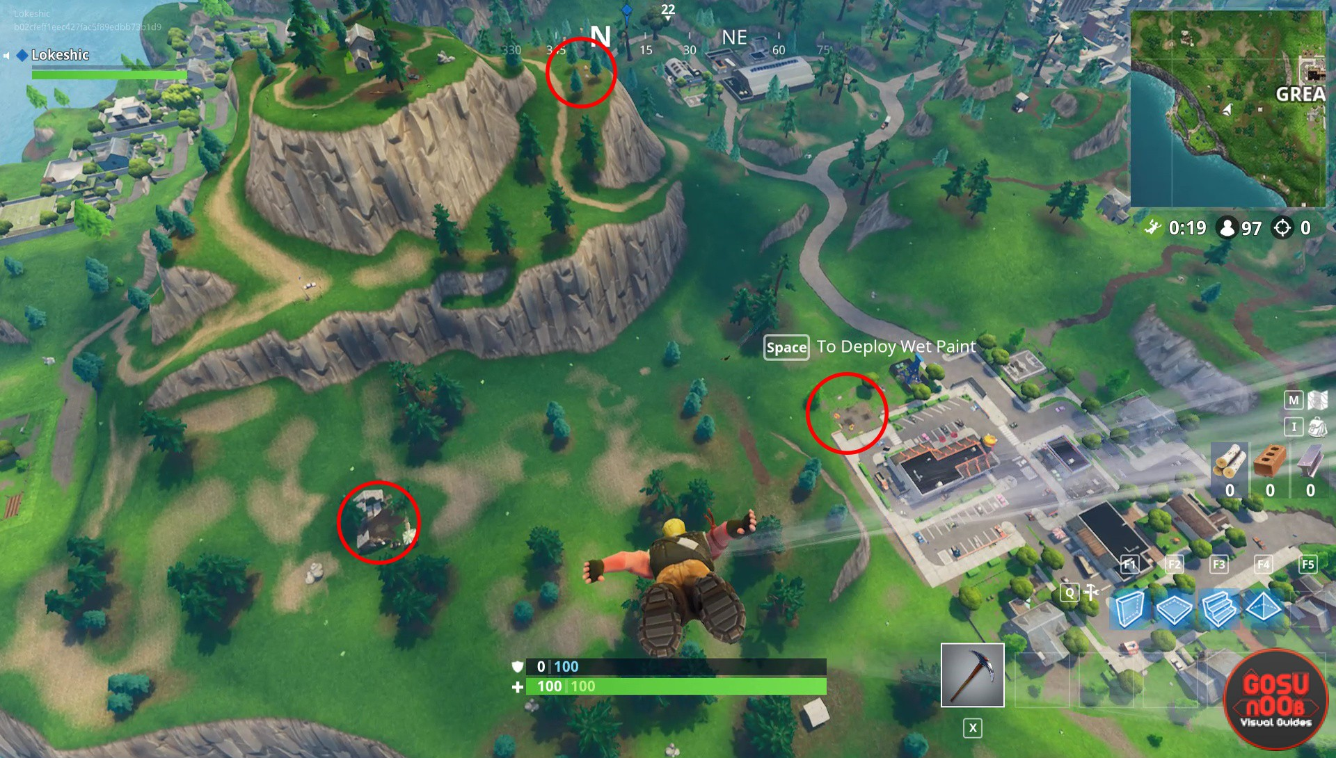 - fortnite search between playground