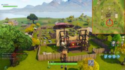 fortnite br search chests in risky reels