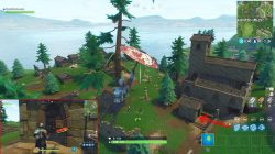 fortnite br where to find haunted hills treasure map