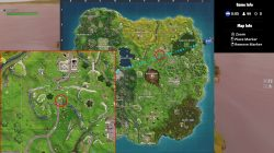 fortnite br where to find omega poster tomato town
