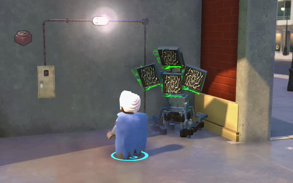 lego incredibles screenslaver denied challenge