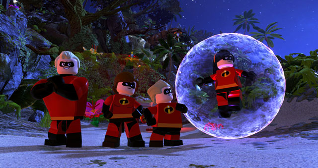 lego incredibles super supporter challenge poster locations
