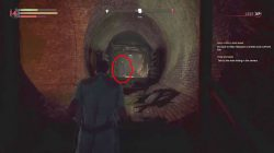vampyr hide and seek man in sewers location