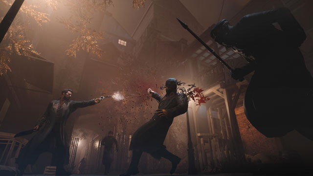 vampyr how to use gun
