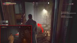 vampyr where to find man hiding in sewers