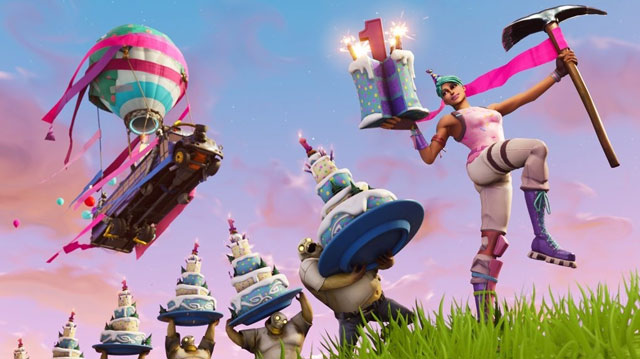 Fortnite BR Birthday Challenges Not Working for Some Players