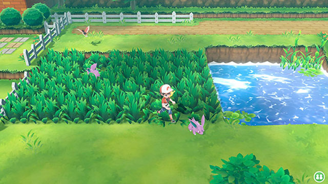Pokemon Let's Go Pikachu & Eevee Further Details Revealed