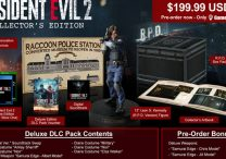 Resident Evil 2 Remake Collector's Edition Revealed