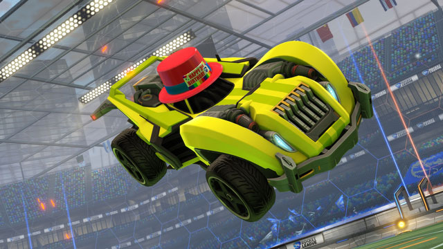 Rocket League Anniversary Event Launch Date & Details Revealed