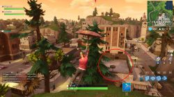 fortnite basketball tilted towers
