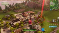 fortnite battle royale basketball hoop locations