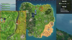 fortnite battle royale clay pigeon locations