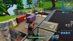 fortnite battle royale flush factory treasure map