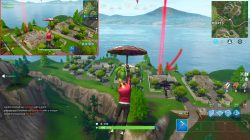 fortnite br basketball court snobby shores
