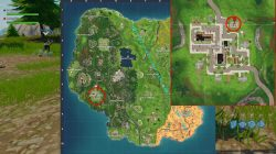 fortnite br basketball hoop locations