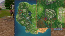 fortnite br clay pigeon locations