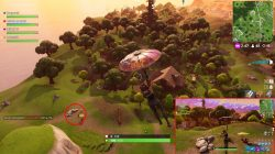 fortnite br clay pigeon locations lonely lodge