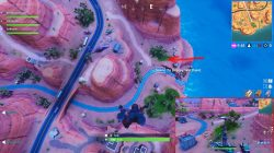 fortnite br clay pigeons paradise palms