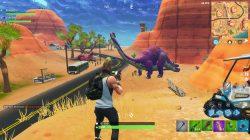 fortnite br dinosaurs location