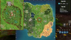 fortnite br dusty divot bolt location