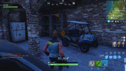 fortnite br golf cart locations