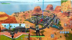 fortnite br kart location desert