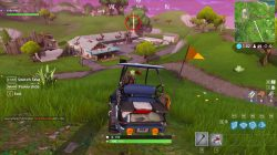 fortnite br lightning bolt location motel