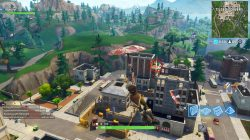 fortnite br lightning bolt tilted towers