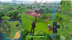 fortnite br rift locations dusty divot