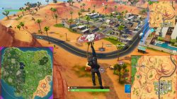 fortnite br rift locations paradise palms