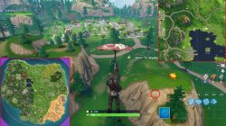 fortnite br rift locations pleasant park