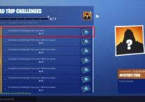 fortnite br road trip challenge week 1 loading screen