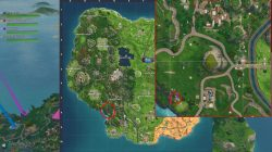 fortnite br shoot clay pigeons at different locations